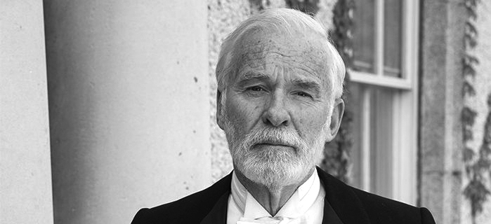 Ian McElhinney leads the cast in the FrielFest 2018 reading of Living Quarters