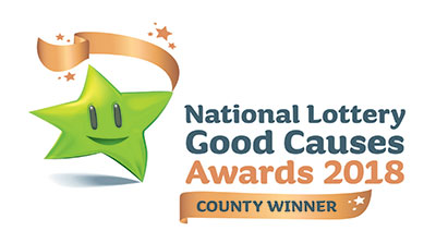 National Lottery Good Causes 2018 County Winner