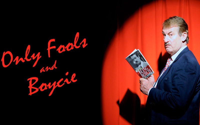 Only Fools and Boycie - An Evening with John Challis