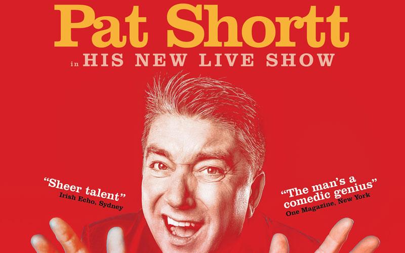 Pat Shortt Hey