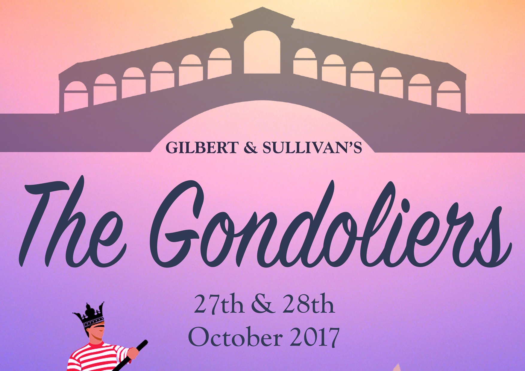 North West Opera present Gilbert & Sullivan's The Gondoliers