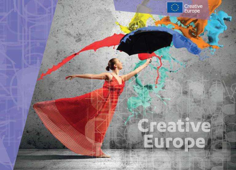 Creative Europe funding