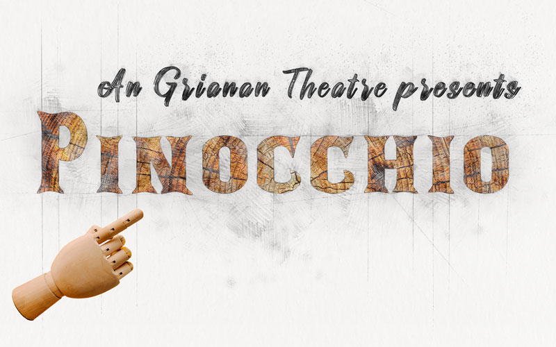 An Grianan Theatre presents Pinocchio.