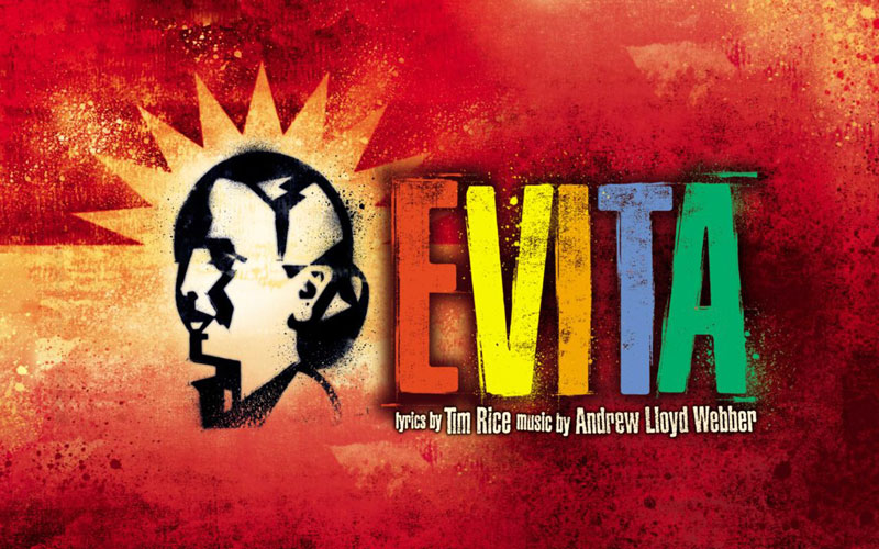 Letterkenny Musical Society present Evita, March 2019