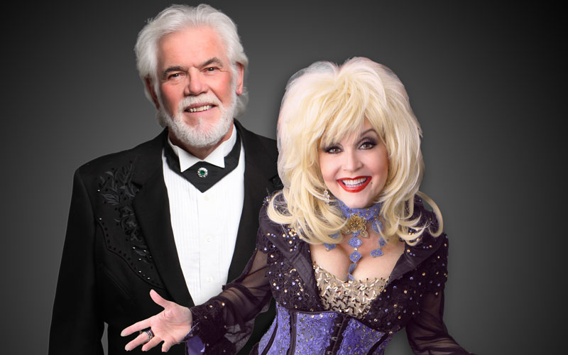 Kenny and Dolly together again. The Ultimate Tribute To Kenny Rogers And Dolly Parton