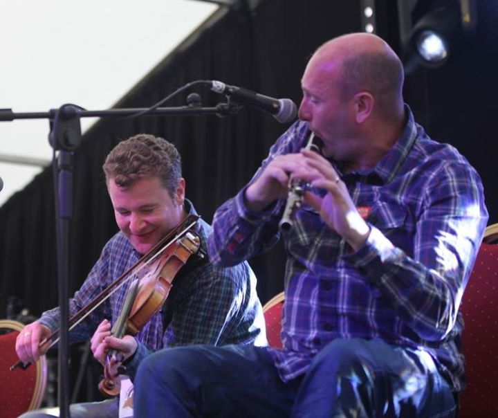 Letterkenny Trad Week – Mike McGoldrick & Dezi Donnelly