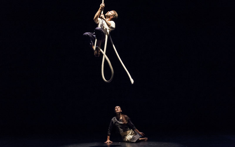 Irish Aerial Dance Fest 2019: Diverged