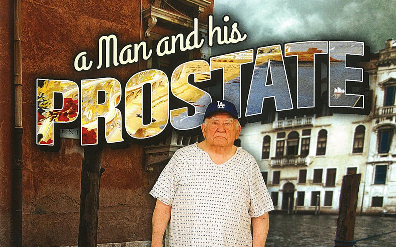 Ed Asner - One Man and his Prostate