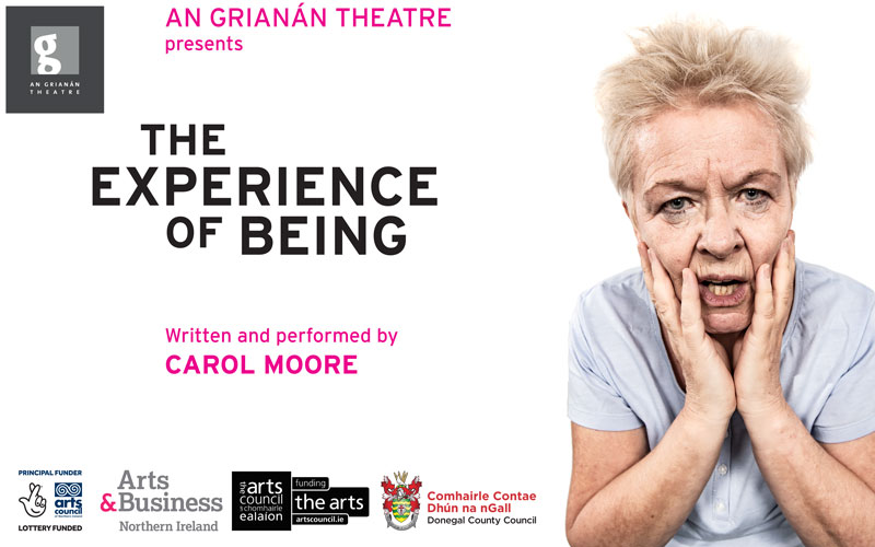 An Grianán Theatre presents Carol Moore's The Experience of Being