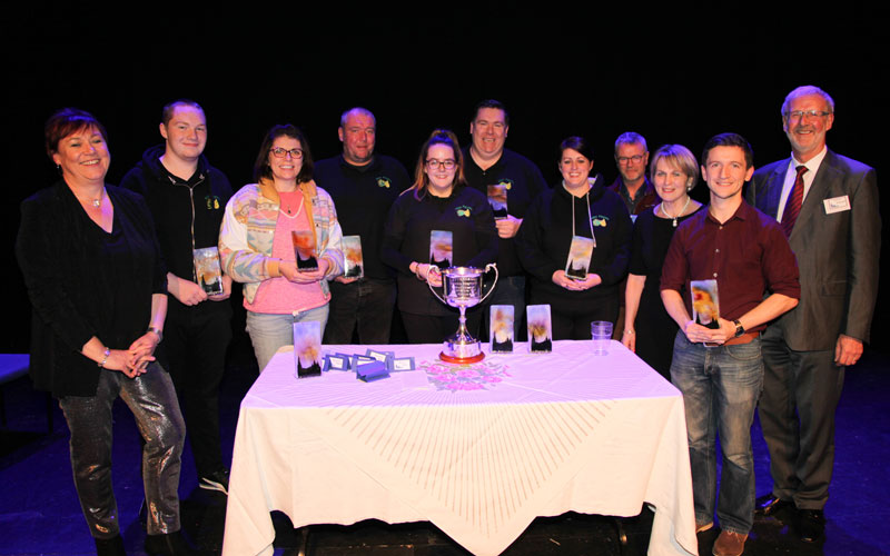 Letterkenny One Act Festival 2019 – An Grianan Theatre
