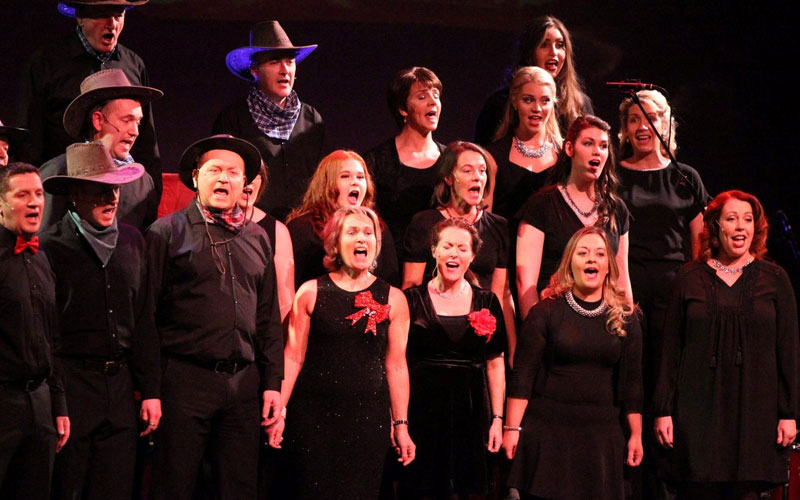 20th Anniversary Gala Concert - Letterkenny Music and Drama Group