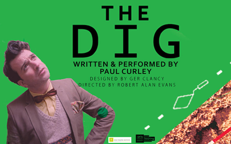 The Dig by Paul Curley