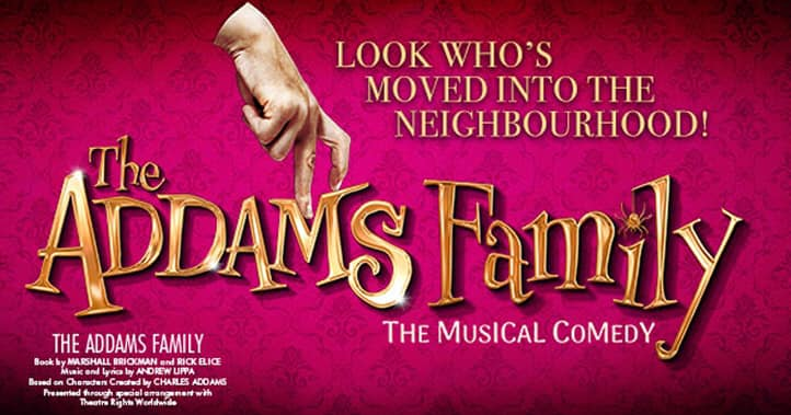 Letterkenny Musical Society present The Addams Family