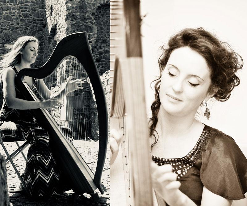 Athraonadh by Aisling Óir Harp Duo (Nodlaig Ní Bhrollaigh & Lucy Kerr)