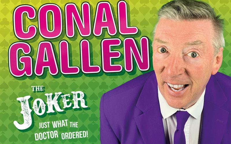 Conal Gallen - The Joker, stand up show 2020