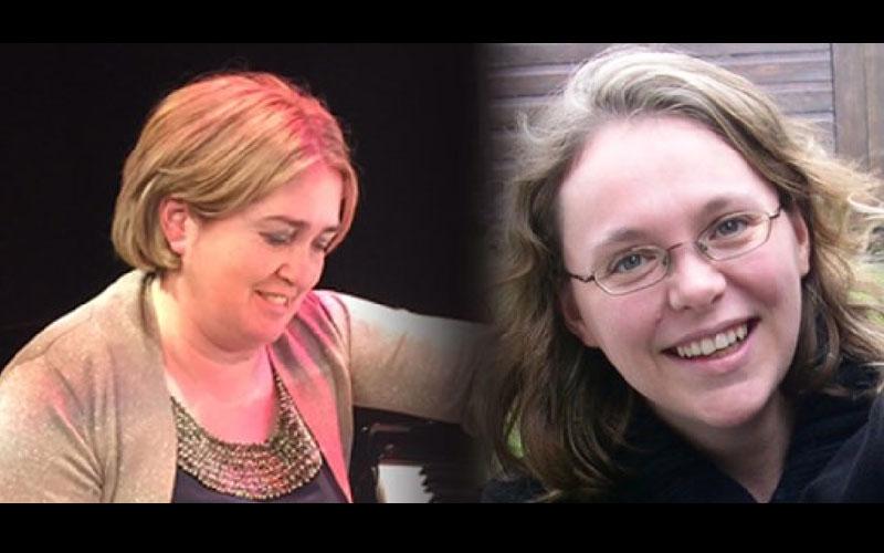 Nos Duo: Catriona McElhinney Grimes (Piano), Sarah Lane (Violin)