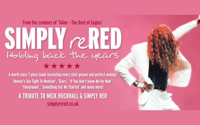Simply ReRed, a tribute to Simply Red