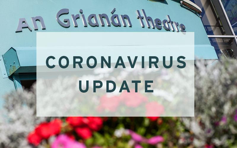 Coronavirus Covid 19 update