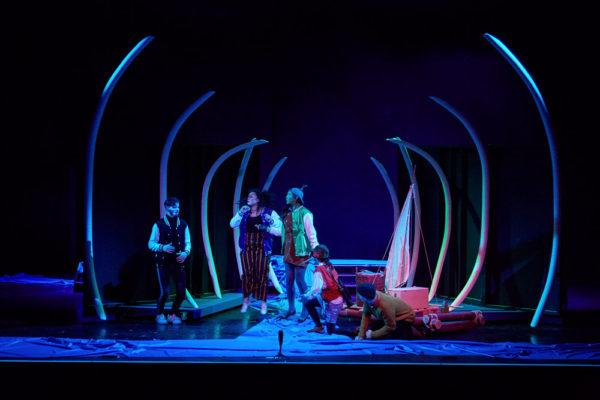 An Grianán Theatre's Pinocchio 2018. Photo by Paul McGuckin.