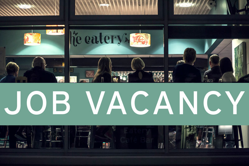 Job Vacancy An Grianán Theatre