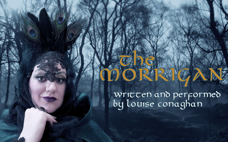 Culture Night 2020: Louise Conaghan in The Morrigan