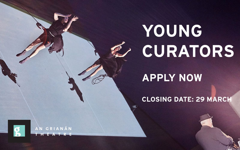 Young Curators - apply now