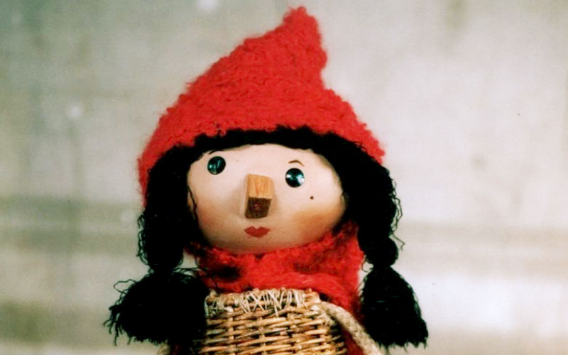 Banyan Puppet Theatre present an on demand recording of Little Red Riding Hood for Cruinniu na nOg 2021.