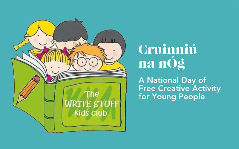 Creatures I love is a live and interactive creative writing class with Grainne McCool from The Write Stuff.
