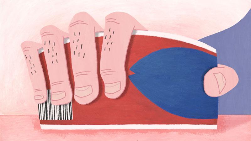 Tuna, animated short bu Cliona Noonan, shown as part of Lasta Shorts
