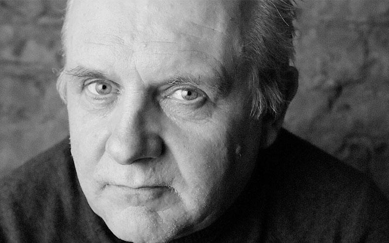 Pat McCabe, author of The Butcher Boy